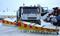 Комбинированная дорожная машина AM COMBI на базе самосвал IVECO Trucker