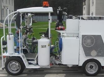 Машина дорожной разметки СТиМ Kontur 600ХП Спрей