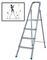 Лестница-стремянка стальная, 3 ступени, вес 3,7 кг