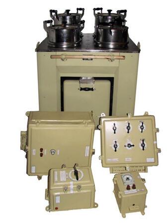 Плита камбузная электрическая ПКЭ-50