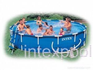 Каркасный бассейн 457x107 см. INTEX 56949