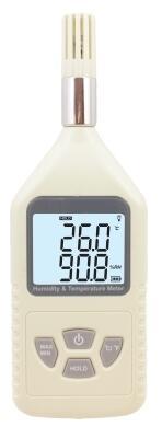 Измеритель температуры и влажности GM1360+