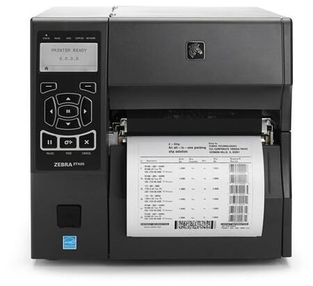 Принтер термотрансферный Zebra ZT420 (ZT42062-T4E0000Z)