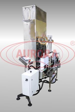 Двухсопельный дозатор гравитационного типа с расходомерами МД-500Д3Б в EX-исполнении (взрывозащита)
