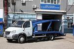 Двухэтажный автовоз-эвакуатор ГАЗ-33106