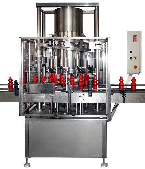 Автомат объемного розлива вязких жидкостей RP 5000