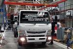 СП КамАЗа и Daimler приступили к производству среднетоннажного грузовика