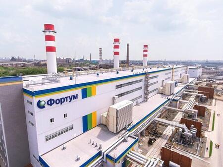 В Челябинске состоялось открытие новой ТЭЦ