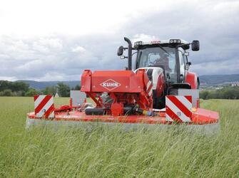 В Воронежской области французская компания начала строить завод сельхозтехники за 3 млрд рублей
