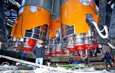 Озвучен возможный срок первого запуска российской ракеты с метановым двигателем