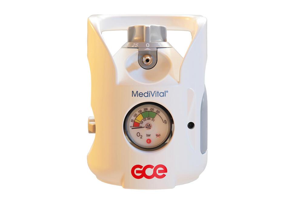 Комбинированный вентиль MEDIVITAL®