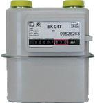 Счетчик газа BK (ВК) G4Т диафрагменный бытовой с термокоррекцией
