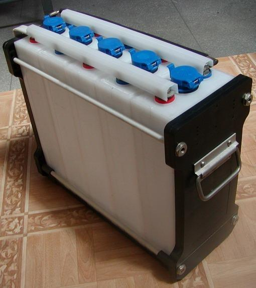 Ремонт щелочного аккумулятора