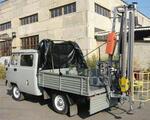 Установка буровая шнековая малогабаритная УБШМ-1-20