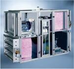 Приточно - вытяжные установки с рекуперацией тепла