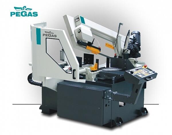 Автоматический ленточнопильный станок Pegas 350×400 A-CNC-LR-F