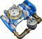 Комбинированные счетчики ВСХНКд-50/20 холодной воды с импульсным выходом